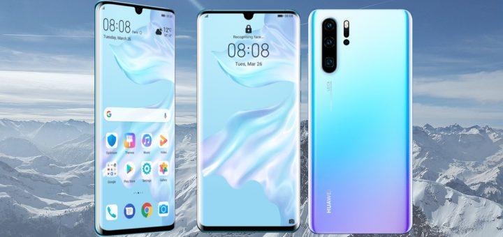 Le Huawei P30 Pro veut régner sur la photographie sur Smartphone. Est-ce le signe d'une saturation des tendances avec l'arrivée du Mi Note 10.