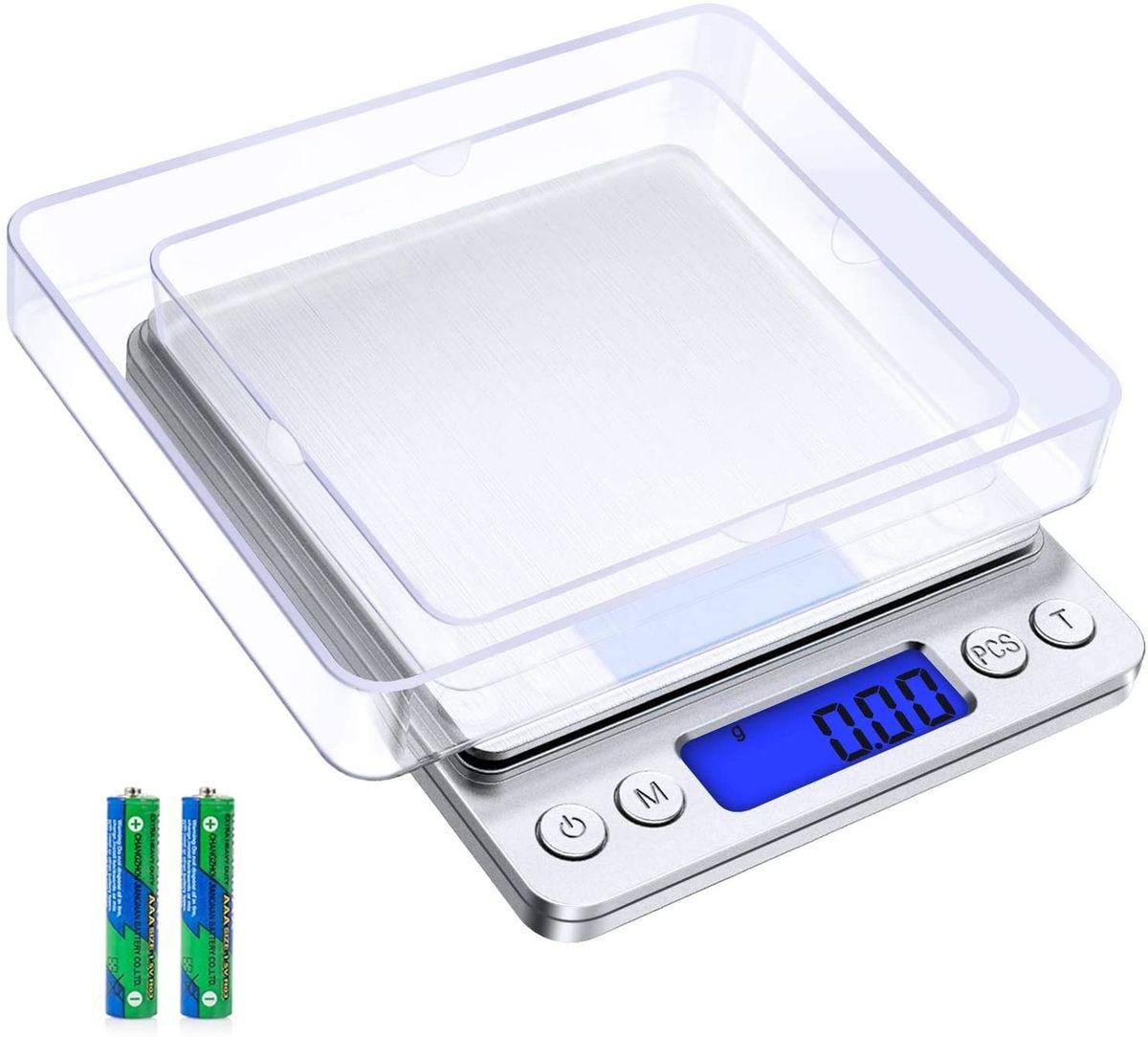 Une balance de précision peut mesurer des poids à partir de 0,1 ou même 0,01 grammes. Et on vous dit les critères pour choisir le meilleur modèle.