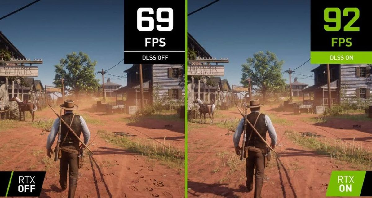 We explain to you what DLSS is, a technology from Nvidia to have spectacular graphics in games without toasting your graphics card.